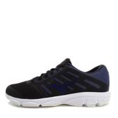 Mizuno EZRun [J1GF183817] 女鞋 運動 慢跑 走路 休閒 避震 透氣 舒適 美津濃 黑藍