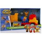 Super Wings 3合一工程車基地組 AL37406 超級飛俠