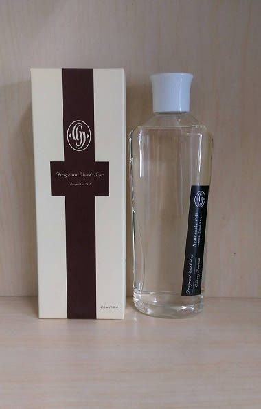 原裝進口 Fragrant Workshop 擴香花精油補充瓶250ML (CHERRY BLOSSOMS櫻花)