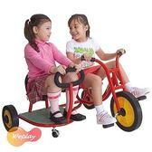 Weplay 袋鼠三輪車→育樂世界 遊戲間 遊戲室 設施 保母協會 親子館 莊園 感覺統合 復健器材