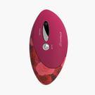 促銷中【影片介紹】德國Womanizer Pro W500 吸吮愉悅按摩器-玫瑰紅 銀白色情趣用品
