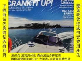 二手書博民逛書店MOTORBOAT罕見遊艇雜誌 旅遊雜誌 2016年6月 英文版Y42402
