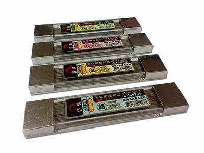 巨倫  0.5高級樹脂鉛筆芯 超大容量(HB/2B/4B)