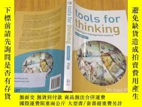 二手書博民逛書店Tools罕見for Thinking 3e [ ]Y14374