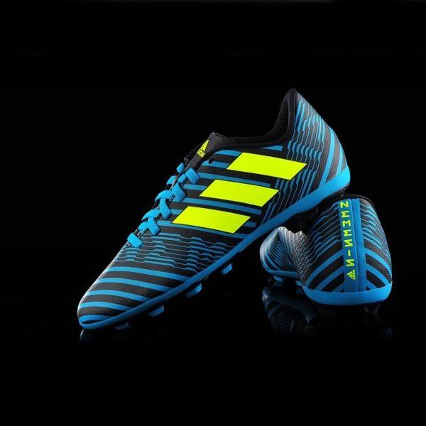 adidas Adidas 17FW Nemeziz 17.4 FxG 兒童足球釘鞋 S82458