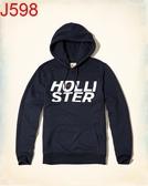HCO Hollister Co. 男 當季最新現貨 帽T外套 AF J598
