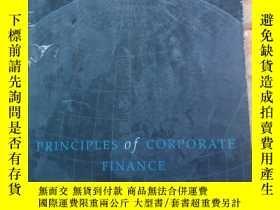 二手書博民逛書店PRINCIPLES罕見of CORPORATE FIANCE【