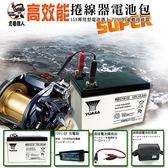 電動捲線器專用 電池含配件(REC15-12)