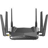 【限時至0630】 D-Link 友訊 DIR-X5460 AX5400 Wi-Fi 6 雙頻無線路由器