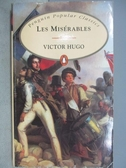 【書寶二手書T6/原文小說_MQC】Les Miserables_Victor Hugo