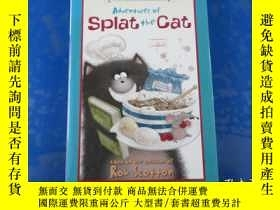 二手書博民逛書店Adventures罕見of Splat the CatY172244 ROB SCOTTON HarperC