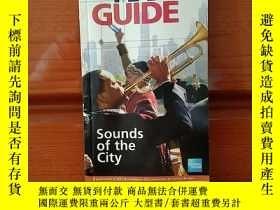 二手書博民逛書店OFFICIAL罕見MYC GUIDE SOUNDS OF THE CITY(2005)Y269331 PUB
