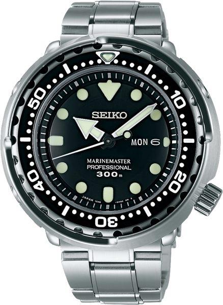 【時間光廊】SEIKO 精工錶 PROSPEX 鮪魚罐頭 7C46-0AG0C 防水300M 全新原廠公司貨 SBBN031J