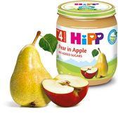 Hipp 喜寶 -有 機蘋果西洋梨泥 125g 75元 (買6罐送一罐)