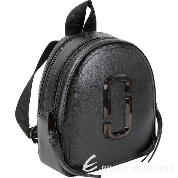 MARC JACOBS Pack Shot 防刮皮後背包(黑色) 1920802-01