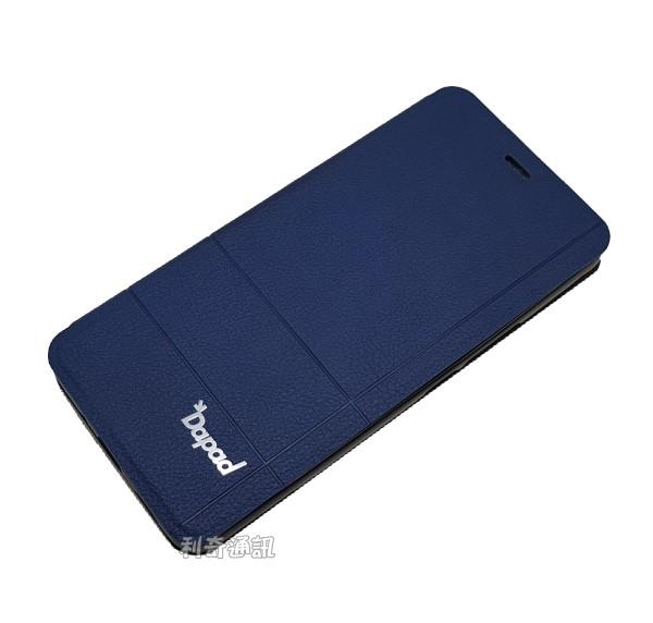 【Dapad】經典隱扣皮套 HTC U11+ / U11 Plus (6吋)