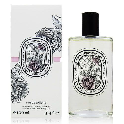 ●魅力十足● diptyque 經典淡香水玫瑰之水100ml