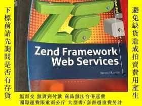 二手書博民逛書店Zend罕見Framework Web Services (16開) 【詳見圖】Y5460 Jonas Mar