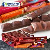 印尼 SUPERMAN 夾心巧克力點心棒 (20g*15條/盒) 巧克力 夾心巧克力 巧克力棒 餅乾