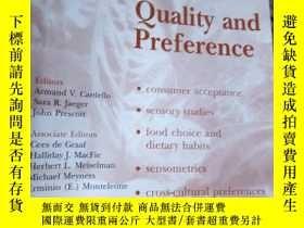 二手書博民逛書店Food罕見Quality and Preference Vol