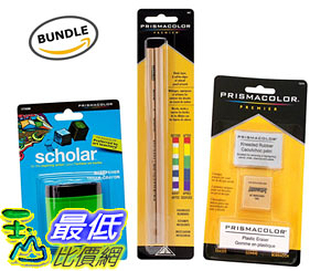 [106美國直購] 鉛筆 BUNDLE Prismacolor Blender Pencil Colorless B01AKPM228