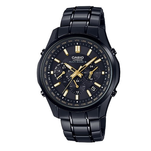 CASIO G-SHOCK/黑武士電波計時太陽能腕錶/LIW-M610DBS-1AJF