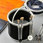 美術生專用洗筆筒水粉小水桶 塑膠水桶 洗筆桶 畫畫水桶【君來佳選】