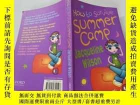 二手書博民逛書店How罕見to Survive Summer Camp:如何度過夏令營Y200392