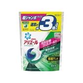 日本P&G 3D立體3倍洗衣凝膠球補充包-室內曬乾消臭抗菌