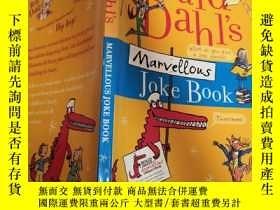 二手書博民逛書店marvellous罕見joke book 妙趣橫生的笑話書Y200392