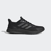 ADIDAS X9000L1 男款黑色避震慢跑鞋-NO.EH0002