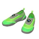 【速捷戶外】IST AQJ01 兒童輕量化戲水鞋(綠色),防滑沙灘溯溪鞋,浮潛套鞋,珊瑚鞋