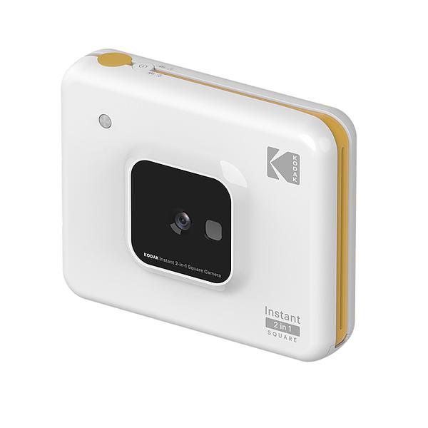 相紙 KODAK Instant 2 in1 Square Camera C300 3吋即時列印相片相機 2019全新款 拍立得 即可拍 印表機 平輸