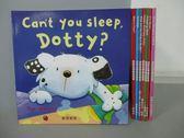 【書寶二手書T6/少年童書_RAF】多蒂你睡不著嗎?_那是誰?_小狗史麥奇等_共8本合售