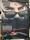挖寶二手片-P14-334-正版DVD-電影【保送入學/Risky Business】-湯姆克魯斯(直購價)經典片