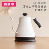 [預購] ONE Amadana STKE-0104 快煮手沖壺 (800ml) 群光公司貨 原廠保固一年