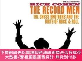 二手書博民逛書店The罕見Record MenY255174 Rich Cohen W. W. Norton 出版2005