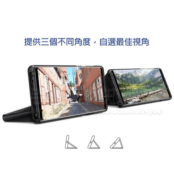 【全透視立架式皮套】三星 SAMSUNG Galaxy Note 9 N960 6.4吋 原廠皮套/盒裝/保護套/支架斜立-ZW