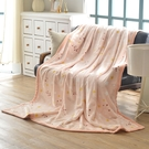 鴻宇 防寒萬用毯 超細纖維法蘭絨四季毯 H2117舒芙粉