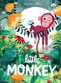 Little Monkey 小猴子的冒險故事 平裝繪本