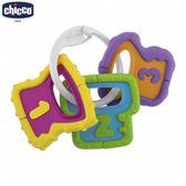 CHICCO-寶貝學習數字鑰匙手搖鈴/義大利原廠 大樹
