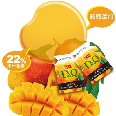 盛香珍Dr.Q芒果蒟蒻265g(果凍)