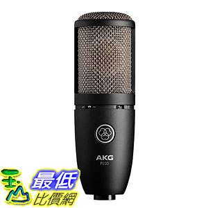 [美國直購] AKG P220 麥克風 Vocal Condenser Microphone