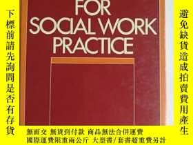 二手書博民逛書店NEW罕見DIRECTIONS FOR SOCIAL WORK