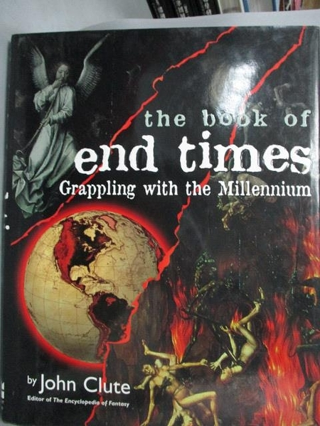 【書寶二手書T7/歷史_YGB】The Book of End Times_John Clute