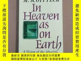 二手書博民逛書店In罕見Heaven as on Earth:A Vision