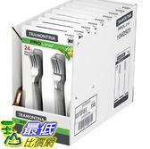 [COSCO代購] W118107 Tramontina 巴西製不鏽鋼餐叉9組(每組24入)