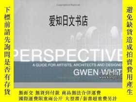 二手書博民逛書店【罕見】Perspective:A Guide For Arti