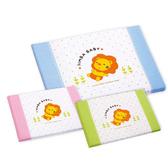 【奇買親子購物網】小獅王辛巴simba 透氣天然乳膠枕枕套(藍色/綠色/粉色)