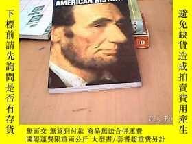 二手書博民逛書店AN罕見OUTLINE OF AMERICAN HISTORYY